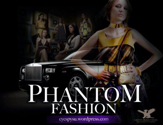 Phantom Fashion promo  eyespysu.wordpress.com