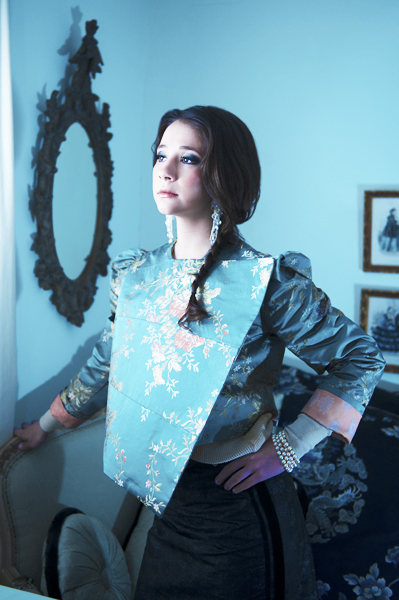 Avery Cart Fashion Design: Photography by Luke McComb 6