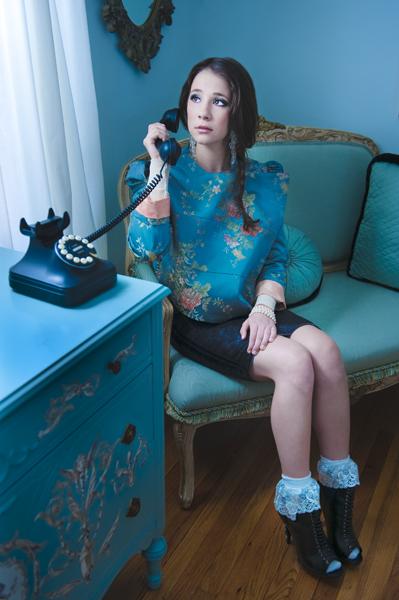 Avery Cart Fashion Design: Photography by Luke McComb 7