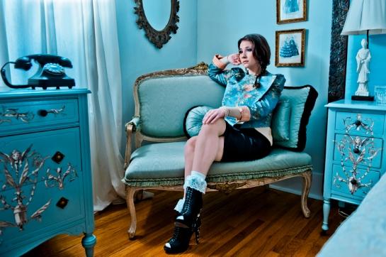 Avery Carter Fashion Design: photography by Luke McComb 8