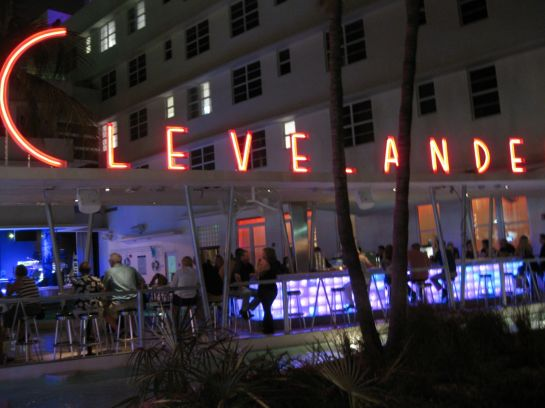 The Clevelander Miami Florida