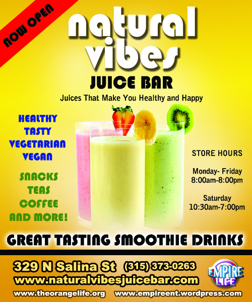 natural vibes juice bar promo advertisement by hakim griffin griffin productions