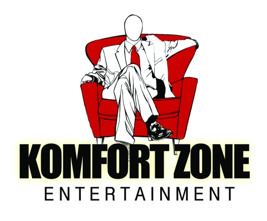 Komfort zone Entertainment logo
