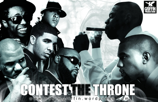 Contest the Throne designed by Hakim Griffin and Griffin Productions