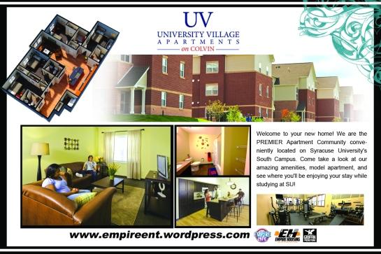Syracuse University Apartments Near Campus
