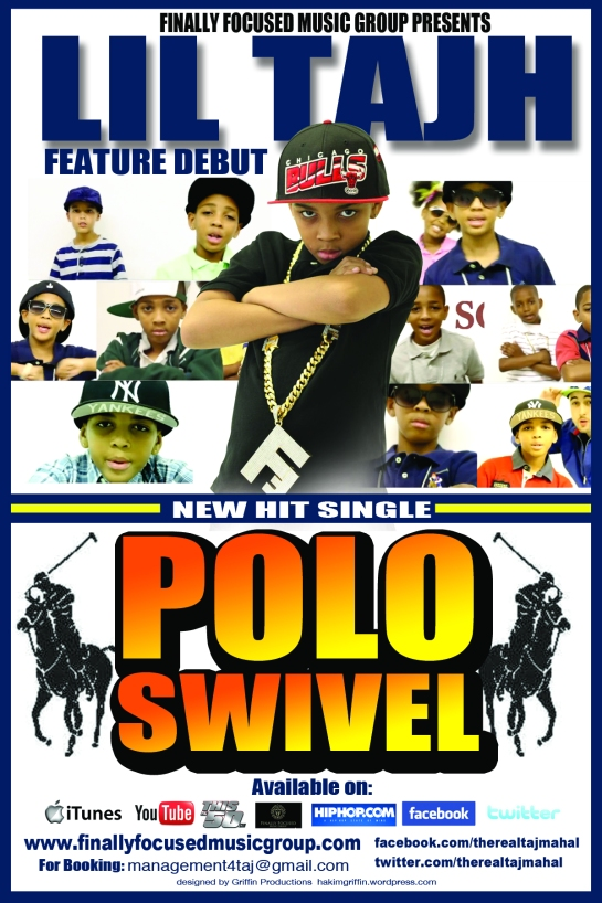 polo swivel poster 4x6