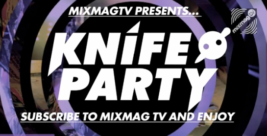 mixmag presents knife party live set