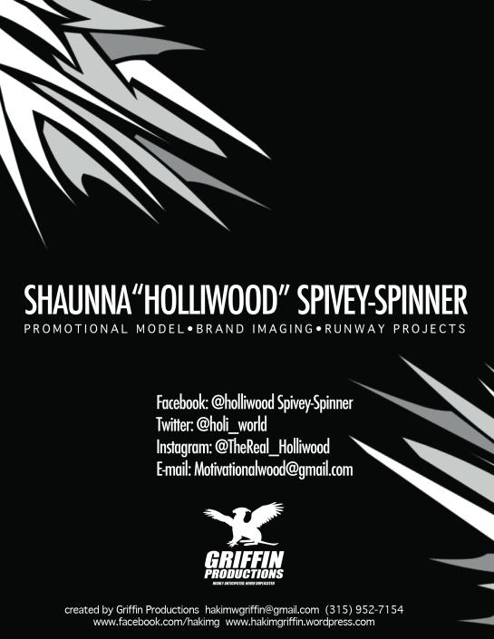 holliwood spivey modeling portfolio back page