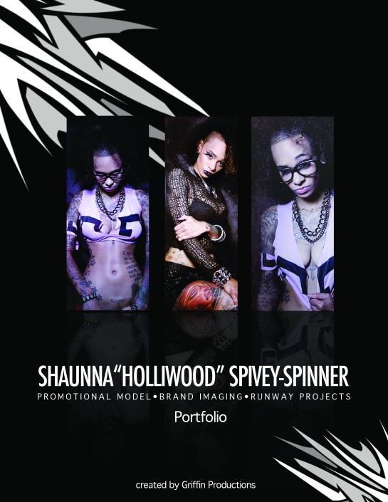 holliwood spivey modeling portfolio