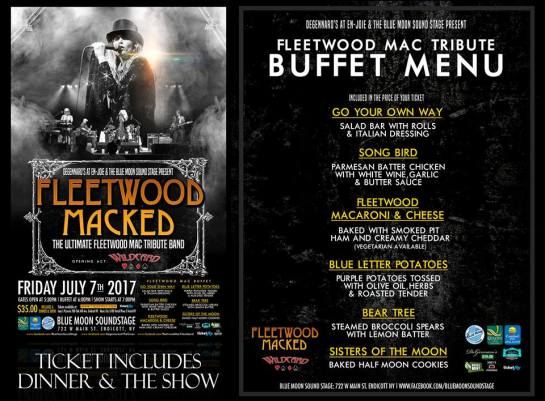 fleetwood macked live at the blue moon sound stage